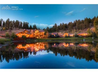 10 Kutsu Ridge Road Florissant, CO MLS# 2274282