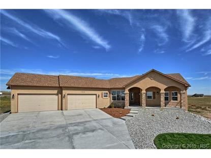 13516 Gilbert Road Peyton, CO MLS# 2319420