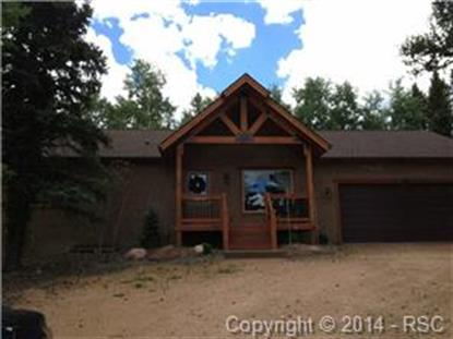 170 Aspen Drive Divide, CO MLS# 2350730