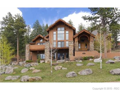409 Falcons Rest Place Woodland Park, CO MLS# 2365985