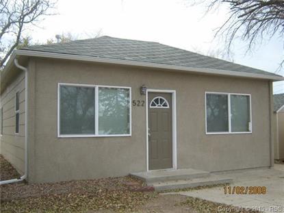 522 Prospect Lake Drive Colorado Springs, CO 80910 MLS# 2485676