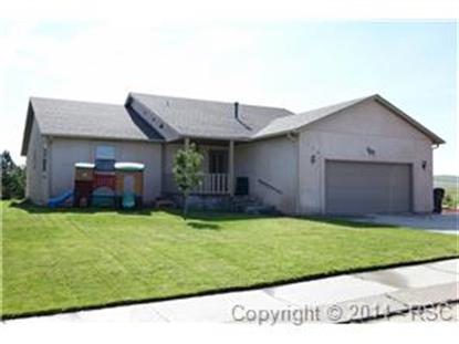 1126 Monument Street Calhan, CO MLS# 2554154