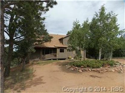 387 Cottonwood Lake Drive Divide, CO MLS# 2669861