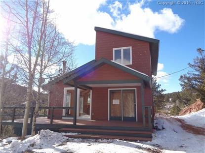 440 Beaver Pond Road Divide, CO MLS# 2773449