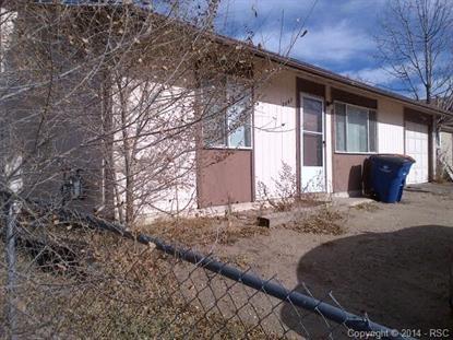 3467 Springnite Drive Colorado Springs, CO 80916 MLS# 2846949