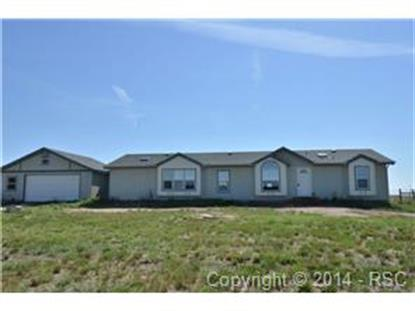 9515 N Log Road Calhan, CO MLS# 2852823