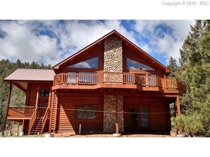 455 Lost Canyon Heights  Florissant, CO MLS# 2882572