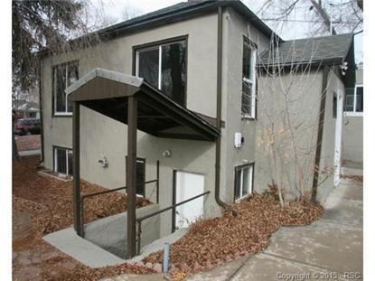 1015 Iowa Avenue Colorado Springs, CO 80909 MLS# 2980044