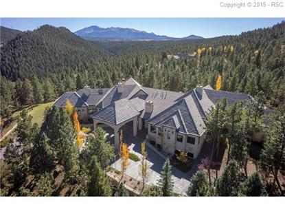 1215 Kylie Heights Drive Woodland Park, CO MLS# 3035792