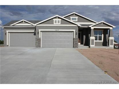 11417 Palmers Green Drive Peyton, CO MLS# 3103146