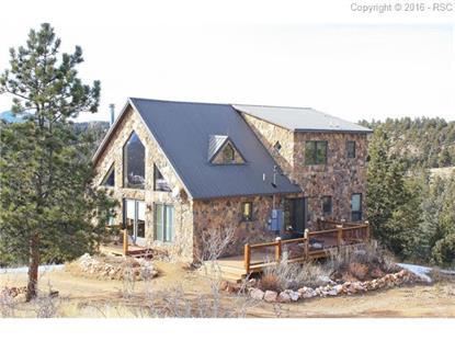 147 Peak View Circle Florissant, CO MLS# 3144145