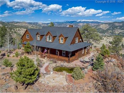 43 Spring Valley Drive Florissant, CO MLS# 3195758