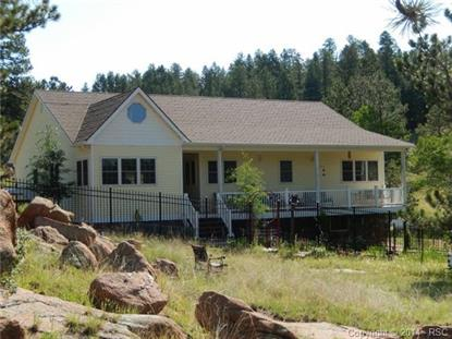 261 Apache Trail Florissant, CO MLS# 3251929