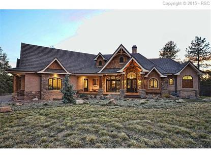 1030 Regal Way Woodland Park, CO MLS# 3305134