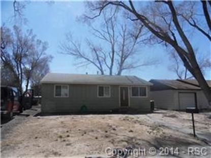 2109 Frontier Drive Colorado Springs, CO 80911 MLS# 3333891