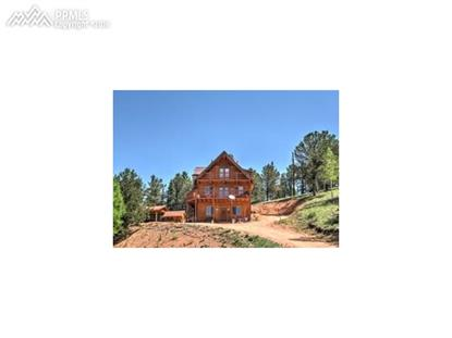 134 Timber Ridge Road Divide, CO MLS# 3374142