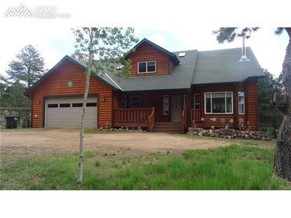 212 Waldon Lake Circle Divide, CO MLS# 3411452