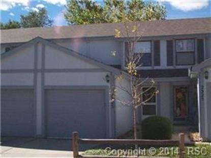 2323 Lexington Village Lane Colorado Springs, CO 80916 MLS# 3411867