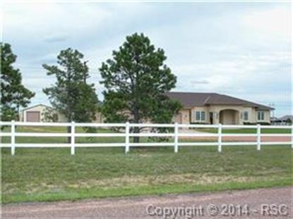 7625 Falcon Meadow Boulevard Peyton, CO MLS# 3418238
