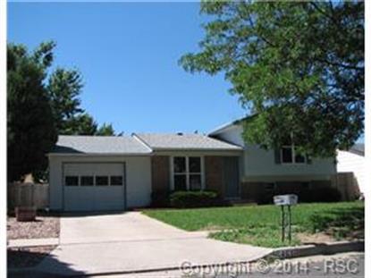4465 Melville Drive Colorado Springs, CO 80916 MLS# 3442830