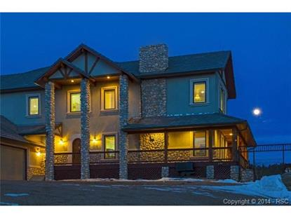 4687 W Highway 24 Highway Florissant, CO MLS# 3469200