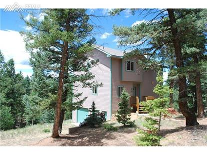 93 Cherry Lake Drive Divide, CO MLS# 3469978