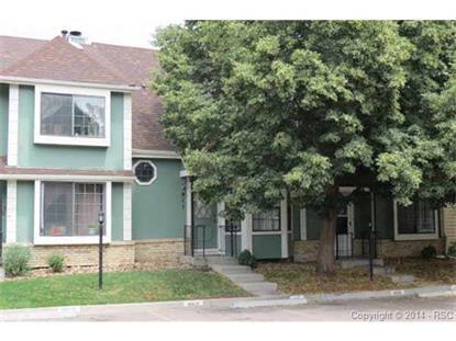 911 London Green Way Colorado Springs, CO 80906 MLS# 3483263