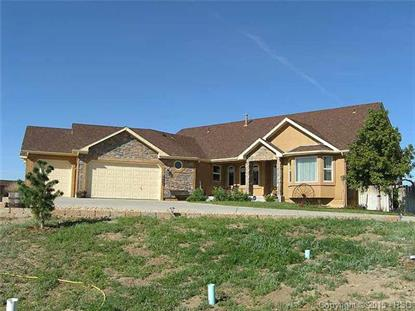 13467 Gilbert Drive Peyton, CO MLS# 3526001
