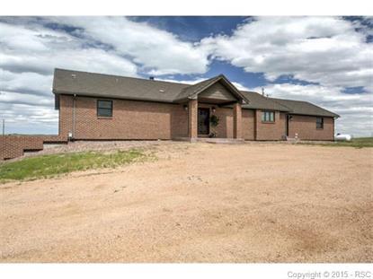 13235 N Peyton Highway Peyton, CO MLS# 3701665