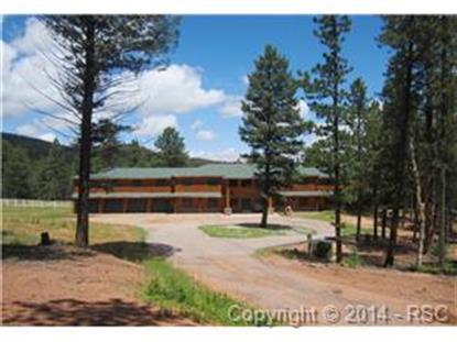1410 Windflower Circle Woodland Park, CO MLS# 3771484
