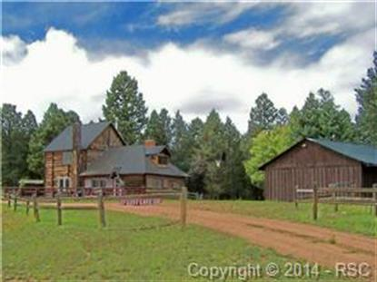 37 Lost Lake Drive Divide, CO MLS# 3780209