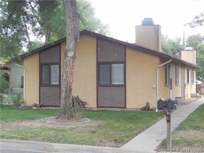 2404 Hagerman Street Colorado Springs, CO 80904 MLS# 3852986
