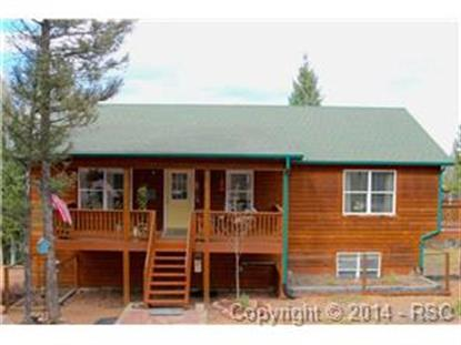 96 Candle Lake Drive Divide, CO MLS# 3867618