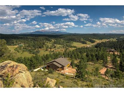 4531 W Highway 24 Highway Florissant, CO MLS# 3915688
