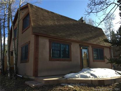 654 Will Scarlet Drive Divide, CO MLS# 3978490