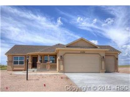 11490 Palmers Green Drive Peyton, CO MLS# 3989690