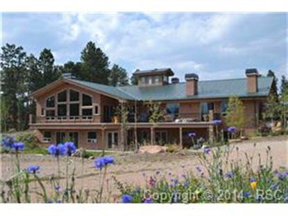 2330 Rampart Range Road Woodland Park, CO MLS# 4004900