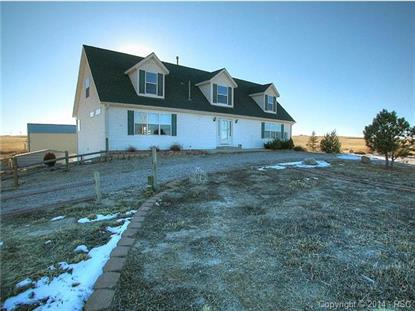 20983 Blue Springs View Peyton, CO MLS# 4190675