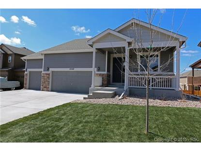10568 Mt. Evans Drive Peyton, CO MLS# 4263335