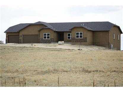 16864 Fletcherville Lane Peyton, CO MLS# 4285395