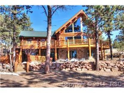 145 Calle Del Sol Road Florissant, CO MLS# 4303512