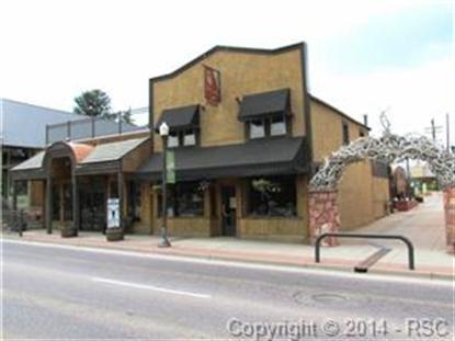 212-214 Midland Avenue Woodland Park, CO MLS# 4320409