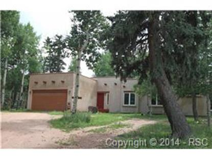 270 Elfin Glen Drive Divide, CO MLS# 4427911