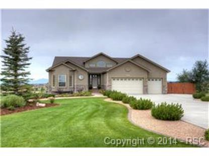 11322 Mt. Gateway Drive Peyton, CO MLS# 4431892
