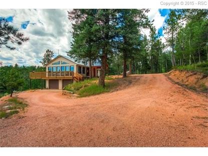 722 Woodrock Way Divide, CO MLS# 4499840