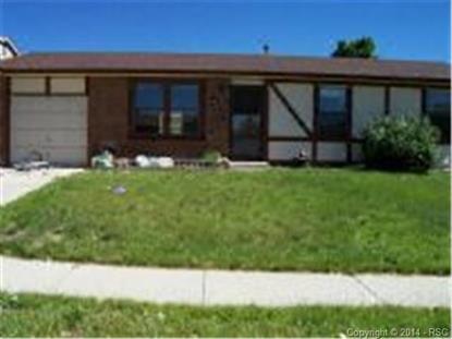 6866 Noble Street Colorado Springs, CO 80915 MLS# 4508580