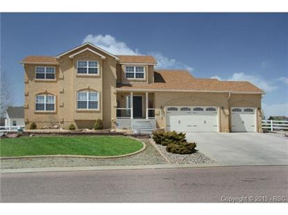 8318 Weiscamp Road Peyton, CO MLS# 4601902