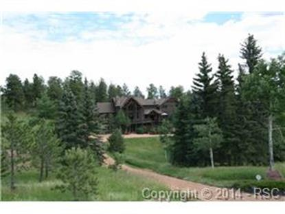 221 Columbine Place Woodland Park, CO MLS# 4648176