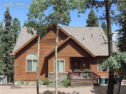 713 Spring Valley Drive Divide, CO MLS# 4787043