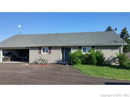 13925 E Highway 24 Highway Falcon, CO MLS# 4821613